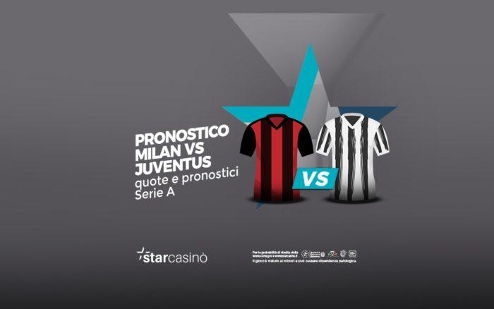Milan Juventus pronostico