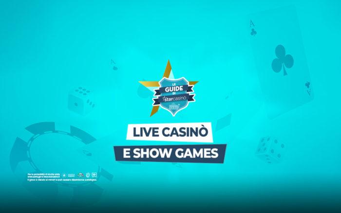 show game: cosa sono