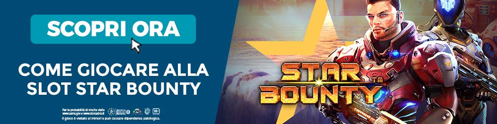 Slot Star Bounty | StarCasinò