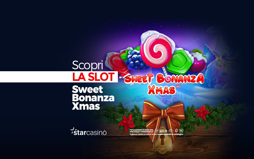 Sweet Bonanza Xmas Slot Machine