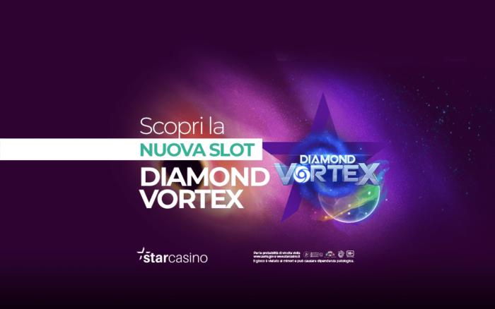 Come giocare alla slot Diamond Vortex
