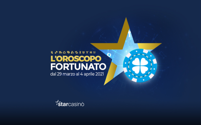 Oroscopo Fortunato 29 Marzo - 4 Aprile StarCasinò