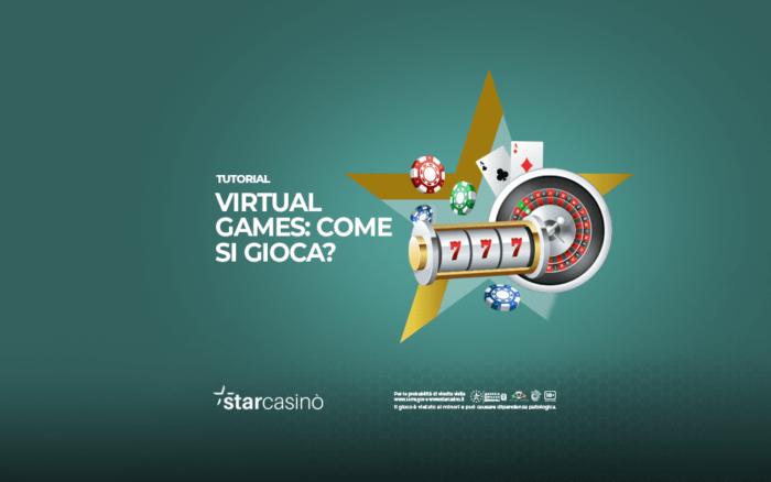 Come giocare ai giochi virtuali su StarCasinò