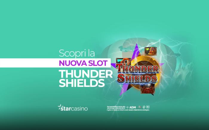 Thunder Shields: Come si gioca su StarCasinò