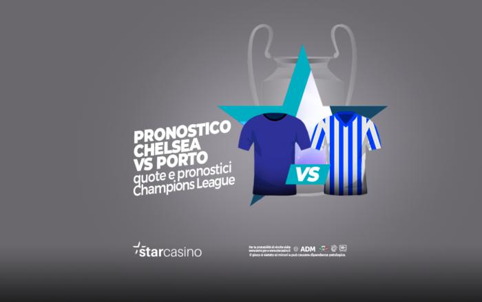 Pronostico Chelsea Porto StarCasinò