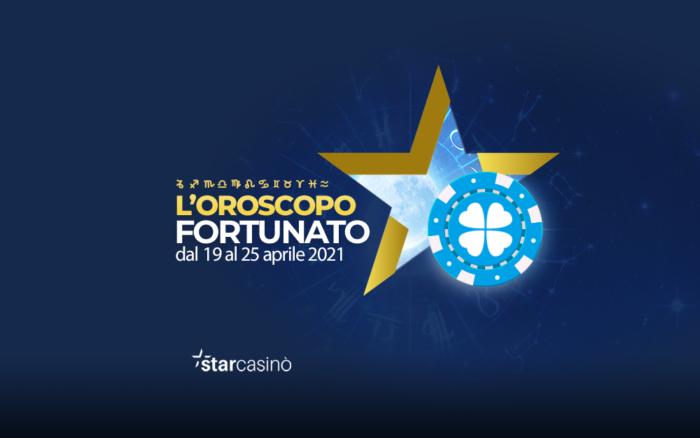 Oroscopo fortunato 19 - 25 Aprile StarCasinò