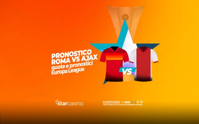 Pronostico Roma - Ajax StarCasinò