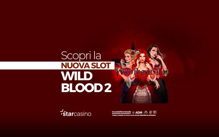 Slot Machine Online Wild Blood 2 StarCasinò