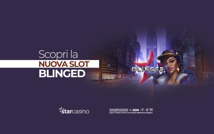 Blinged Slot Machine StarCasinò