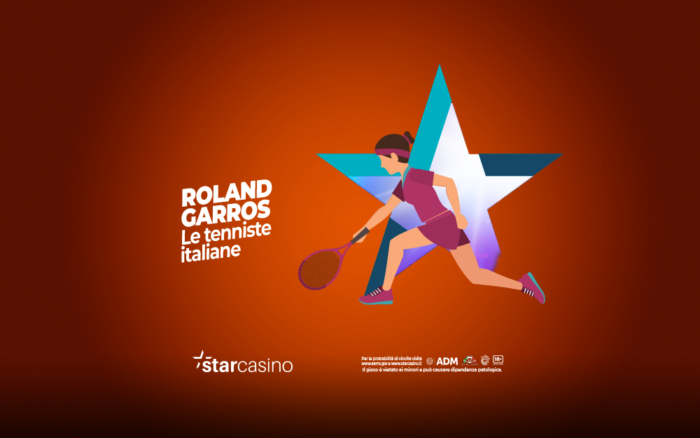 Tenniste Italiane Roland Garros StarCasinò