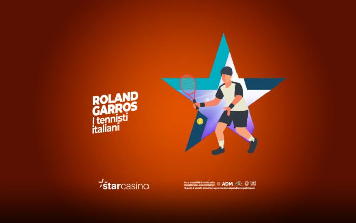 Tennisti Italiani Roland Garros StarCasinò