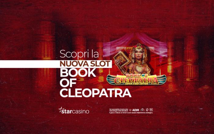 Slot Machine Book Of Cleopatra