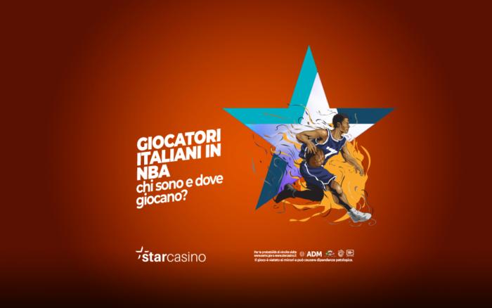Giocatori Italiani Nba StarCasinò