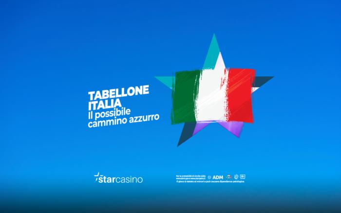 Probabili Avversarie Italia StarCasinò