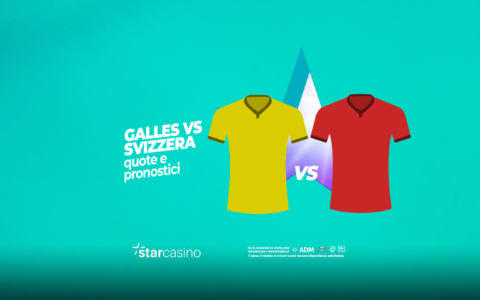 Pronostici Galles vs Svizzera StarCasinò