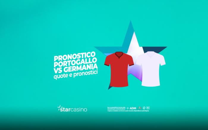 Pronostici Portogallo Germania e quote StarCasinò