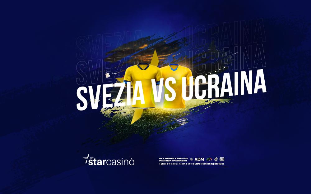 Svezia Ucraina Ottavi Europei