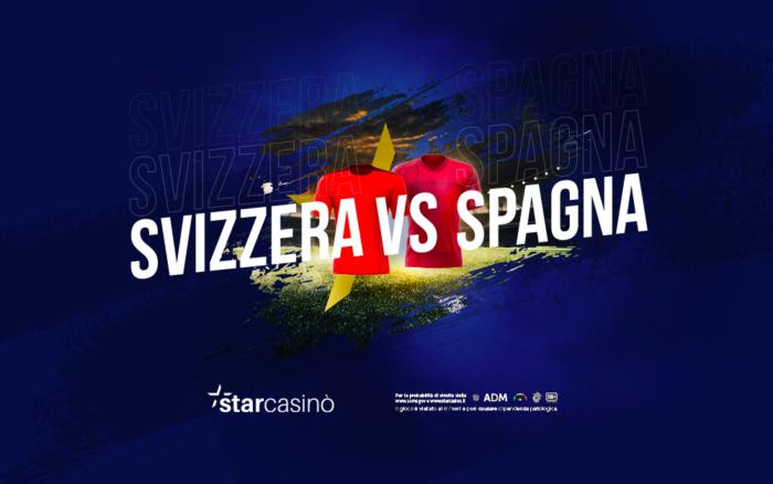 Svizzera Spagna Quarti Europei