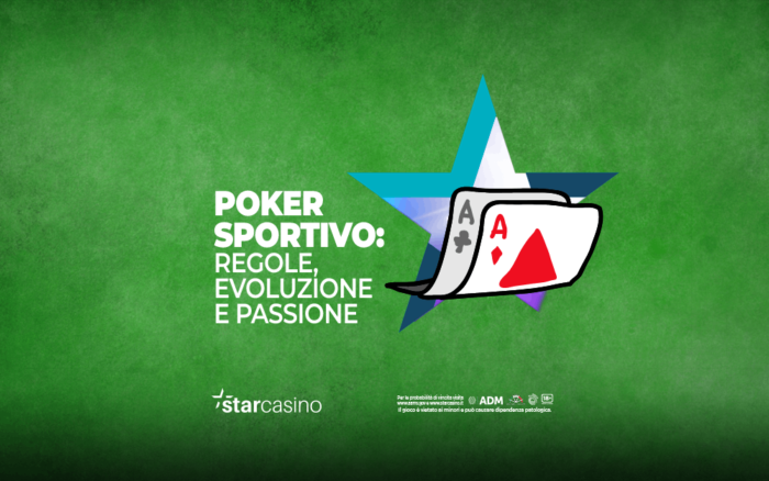 Poker sportivo StarCasinò