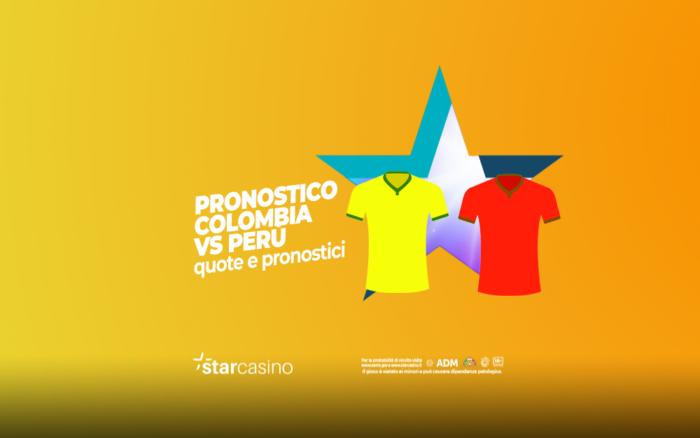 pronostici Perù Colombia StarCasinò