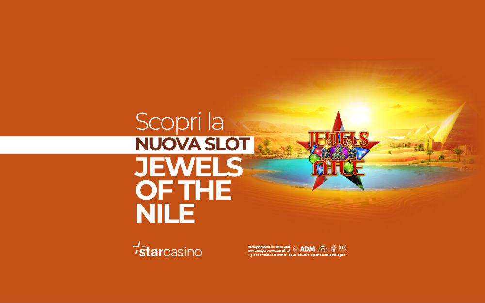 Jewels of the nile StarCasinò