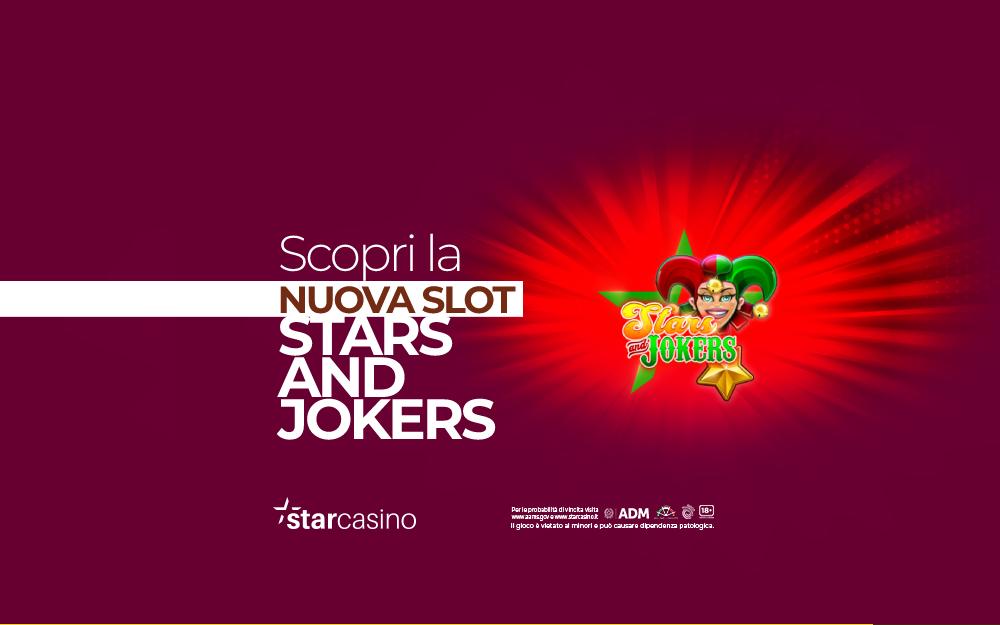 Stars and Jokers StarCasinò