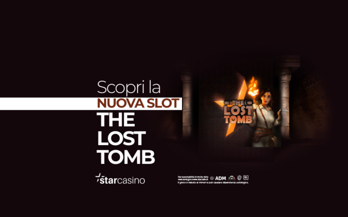 The Lost Tomb StarCasinò