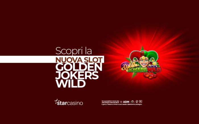 Golden Jokers Wild StarCasinò