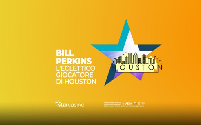 Bill Perkins StarCasinò