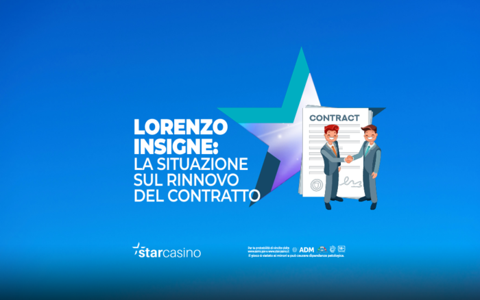 Contratto Lorenzo Insigne StarCasinò