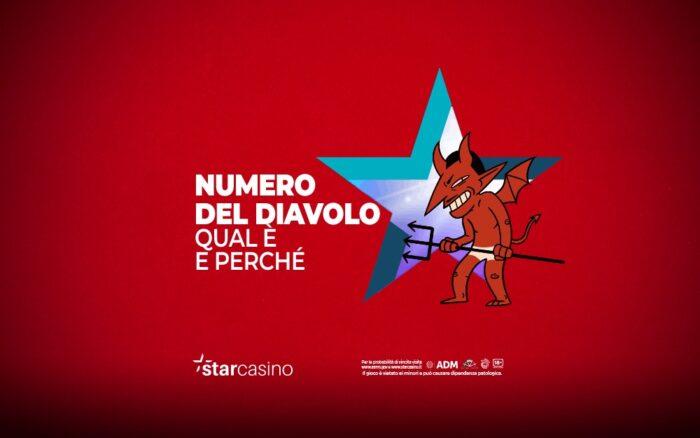 Numero del diavolo StarCasinò
