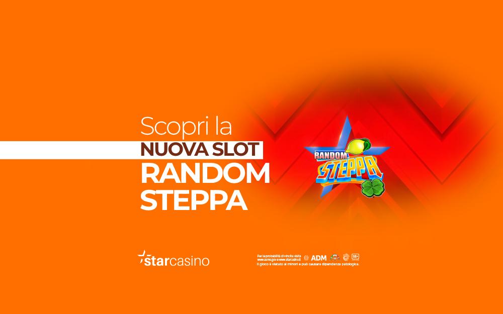 Random Steppa StarCasinò