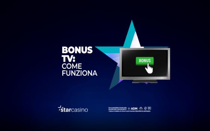 bonus tv StarCasinò