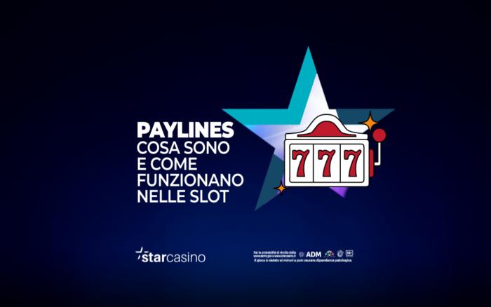 Paylines StarCasinò