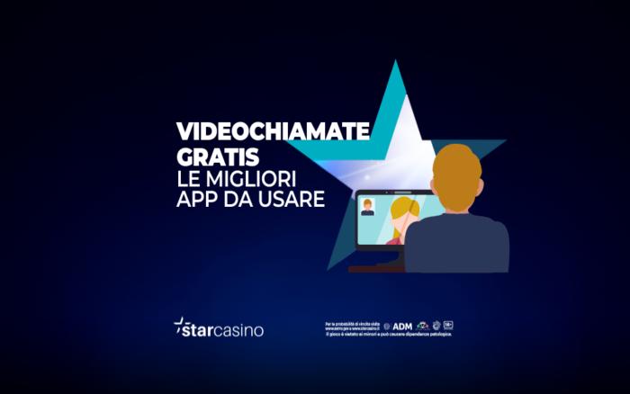 videochiamate gratis StarCasinò