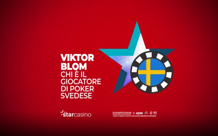 Viktor Blom StarCasinò