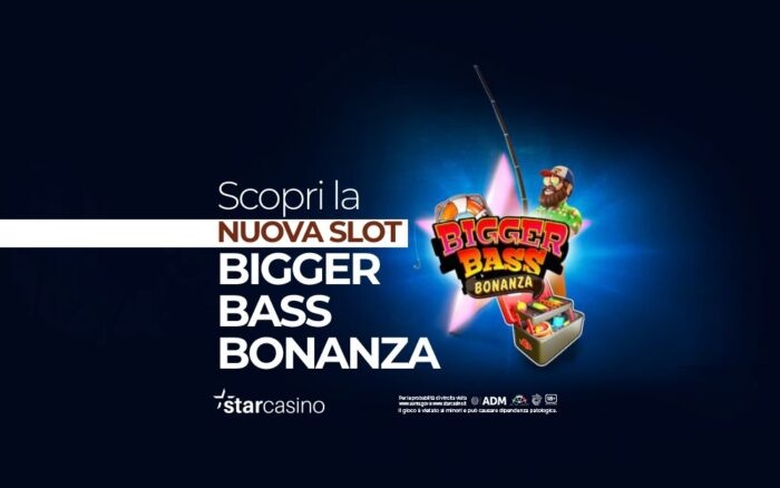 Slot Bigger Bass Bonanza StarCasinò