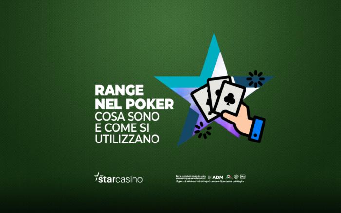 range poker starcasinò